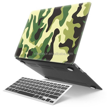 Camouflage Design Case for Macbook Air 13 inch Case