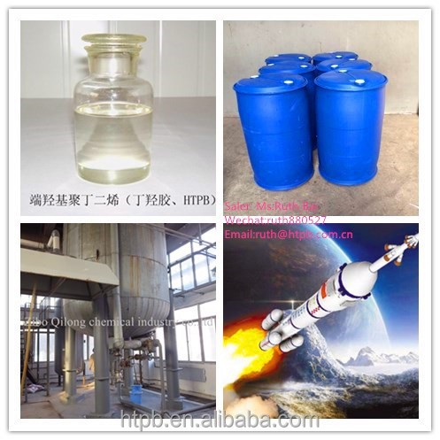 high quality hydroxyl-terminated polybutadiene/htpb price