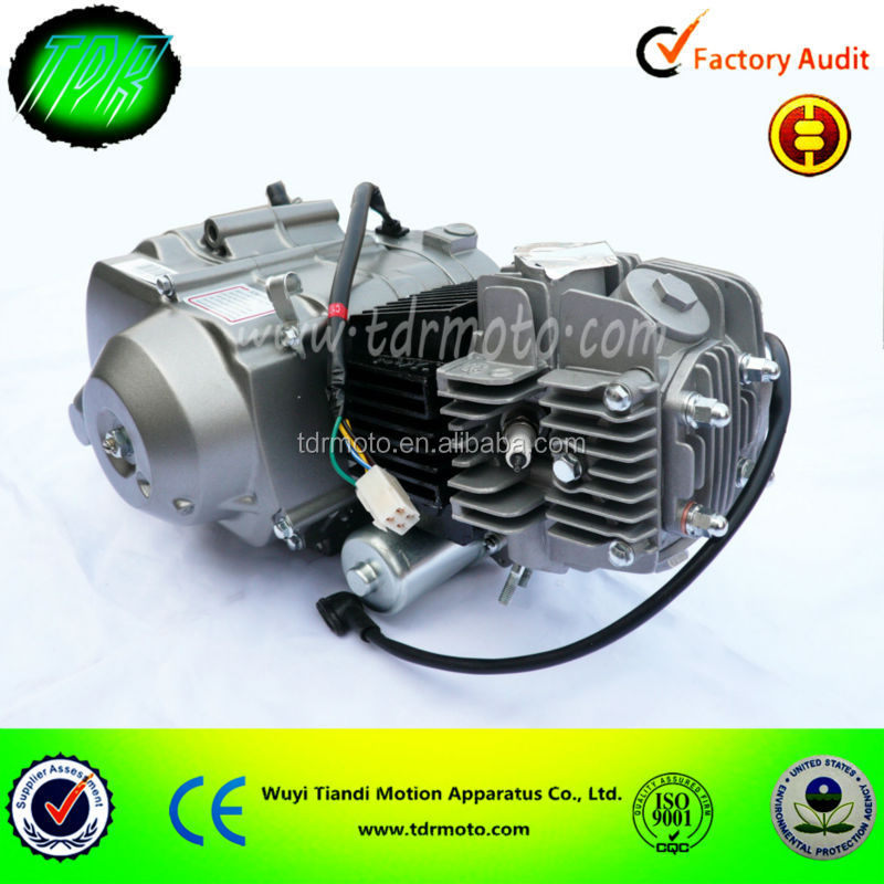 motorcycle engine/YX 120cc electric start engine