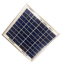 2017 new arrived factory direct supply photovoltaic solar panel 5w poly solar panel with A grade