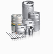 5-50L manufacturers stainless steel beer keg for sale