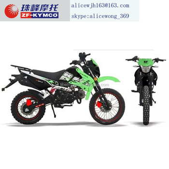 china nice new samll dirt bike for sale(ZF125-10A)