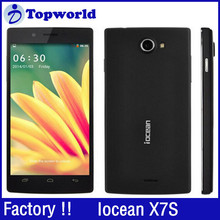 Wholesale Original Iocean X7S Android 4.2 Octa-core MTK6593 2GB RAM 16GB ROM FHD IPS Screen 13MP Dual SIM 3G Mobile Phone
