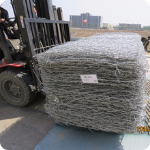 Galvanized Wire Mesh Cage Gabion with Hexagonal Shape