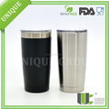 Hot Wholesale Double Wall Vacuum Insulated Stainless Steel Beer Insulated Tumbler With Lid