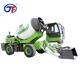 Top Quality 3.5 CBM used portable concrete mixer for sale