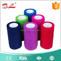 SS -Pet Flex Cohesive Bandage Coflex-Vet Cohesive Bandage Horse Bandage Printed Elastic Adhesive Tape