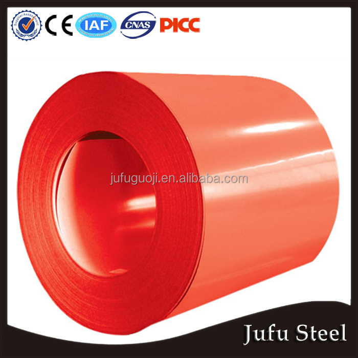 decorating color chart 1219mm ppgi prepainted galvanized steel sheet / coil
