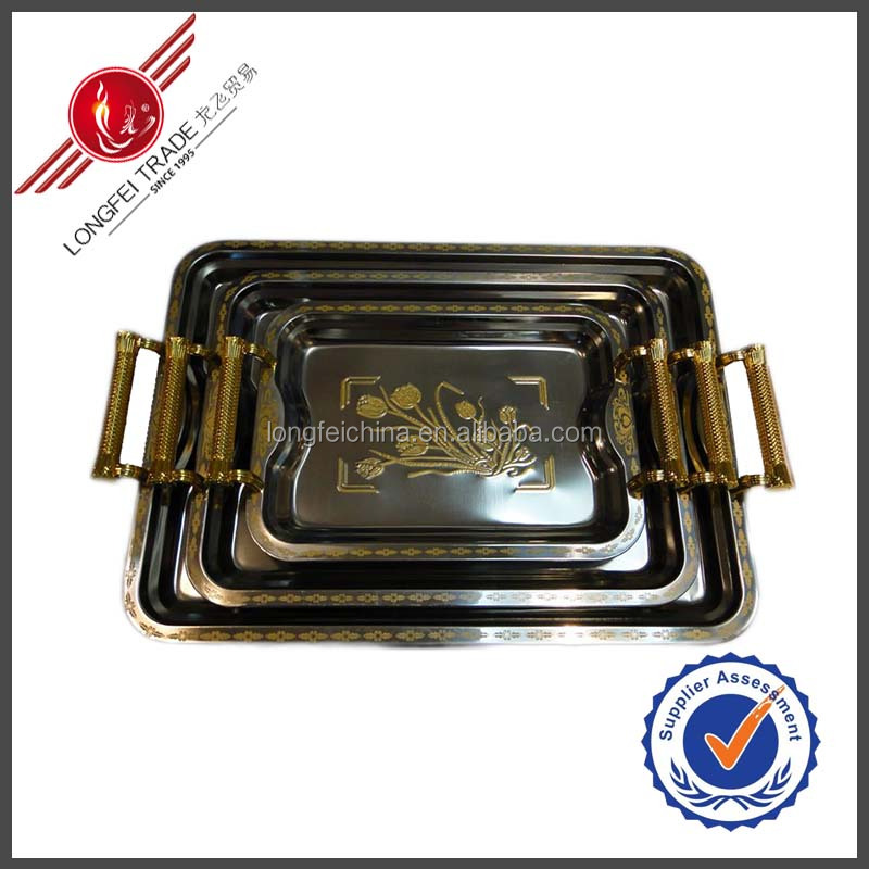 Tulip Multi-purpose Cold And Hot Food Serving Plate
