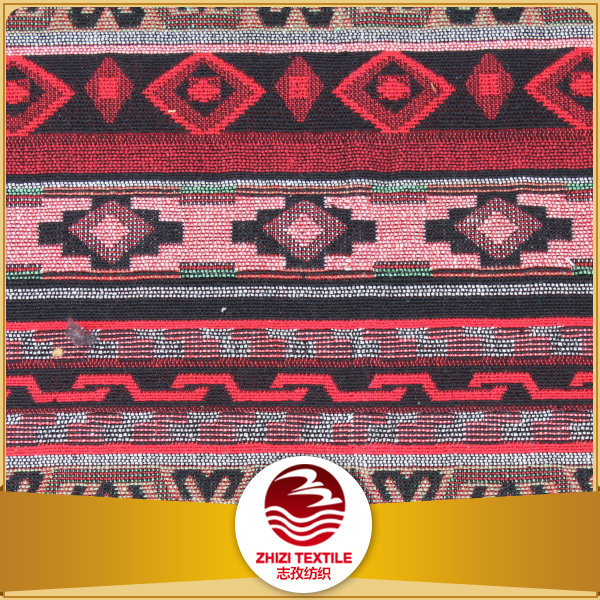 Chinese supplier colorful peruvian fabric wholesale