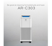 Ionic Air Purifier with APP long distance control remove PM2.5