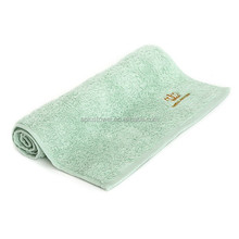 100% Cotton Custom Embroidery Face Towel with Logo