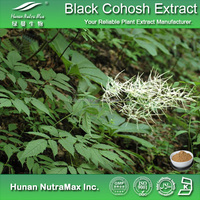 China Supplier Products Black Cohosh Extract, Medical Black Cohosh Extract Powder, Black Cohosh Powder