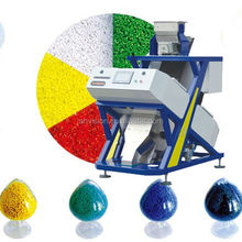 CE certificated VISION Manufactured Small CCD color Plastic Granules Grading Machinery
