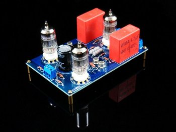 Grounded Grid Plus Preamplifier Kit (Stereo)