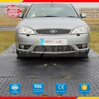 2015 best selling plastic road plate with credit guarantee in 30+ countries