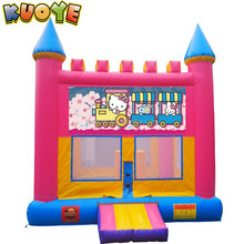 Cheap amusing inflatable bounce house,inflatable bouncy castle for kids