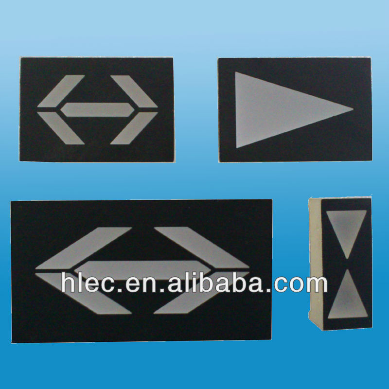 Arrow LED display