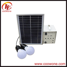 High Efficiency 5w su kam solar home lighting system