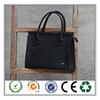 Fashion felt handbags 2017 felt ladies leisure bag from China
