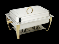 hot sale metal food chafing dish with holder