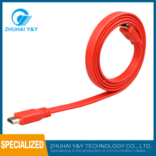 Hot Sale 5ft Ultra High Speed 3D Ethernet 1.4 standard HDMI Cable for TV DVD PS3 1.5m hdmi cable