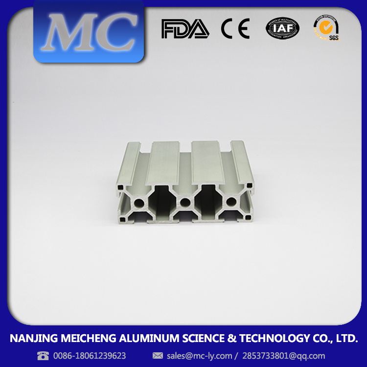 MEICHENG-OEM Offer Special Process aluminum profile u channel