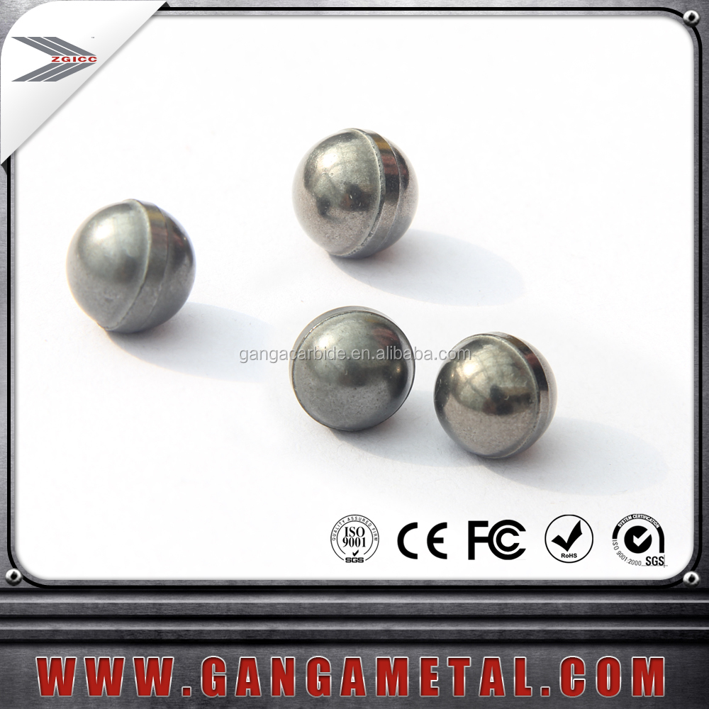 Excellent Zhuzhou manufacturer supply tungsten carbide shot/ball/pllet blank