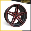 ZUMBO S0028 wheel rims with full size rim 18x8 inch 4x4 concave alloy wheels