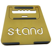 metal fold stand holder for pc tablet ipad