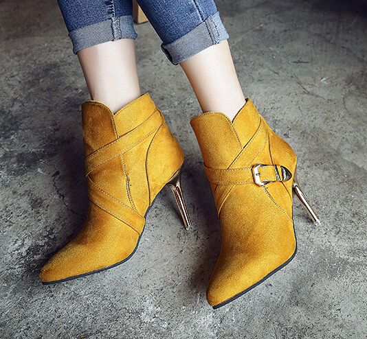 2016 new fashion women high heel shoes whoesale women shoes