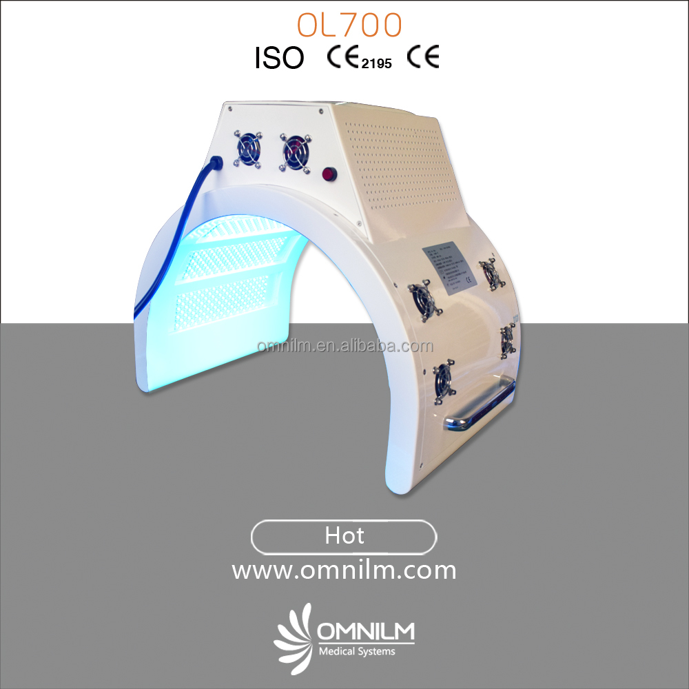 led light therapy, personal used beauty salon equipment led pdt skin cure for face tightening wrinkle removal
