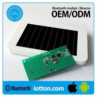 High Quality Multiple Certified da14580 beacon,Ble4.0 Solar iBeacon module
