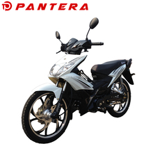 110cc Chinese Cheap Petrol Mini Cubs Solar Power Motorcycle in SKD CKD Package