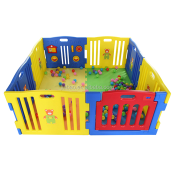 baby safety playpen with EN71