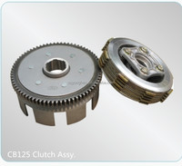 Parts Motorcycles CB125 Clutch Assy. 8T