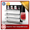 retail online shopping cosmetic store design acrylic nail polish display stand