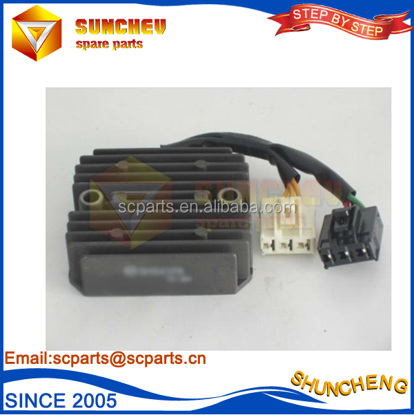 high quality Motorcycle parts voltage regulator for wind generator