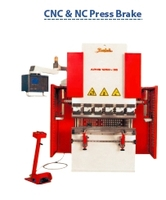 cnc and nc press brake