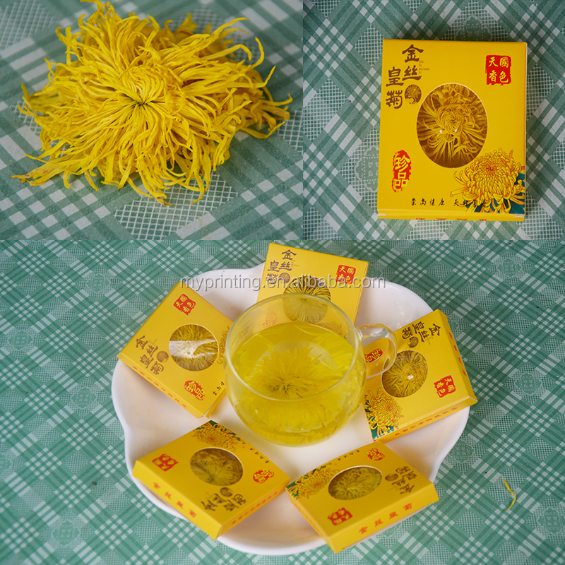 dried Natural organic chrysanthemum flower drink tea