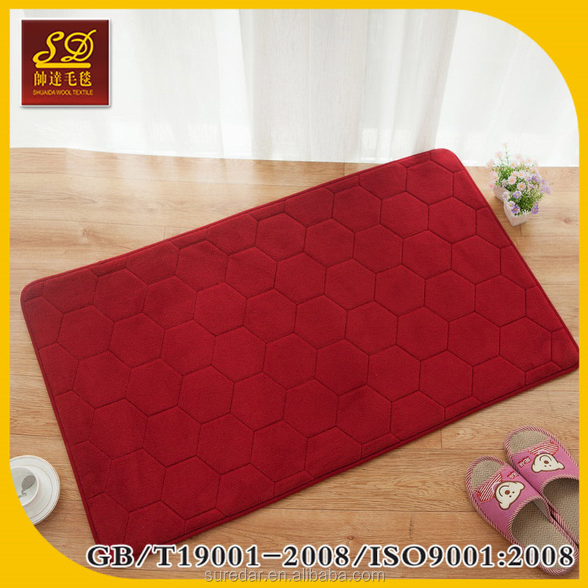 High quality custom printed logo PVC rubber carpets and rugs