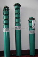 Type CMQJ Stainless steel submersible single-stage water pump
