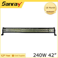 40 inch LED Light Bar Car LED Light Bars for Truck ATV UTV Off Road