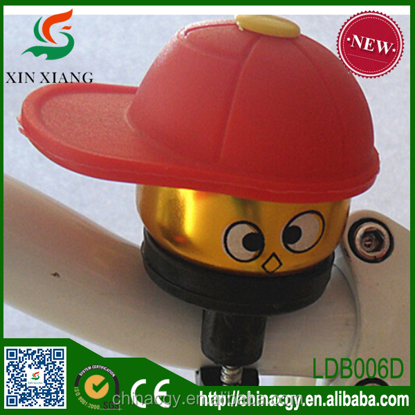 Various styles bike bells for kids bicycle/cartoon bike bells for kids bike