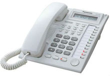 Panasonic Proprietary Telephone KX-T7730 Non-Backlit Display Speakerphone, For Pabx system, Pbx, wall mountable, caller ID, DND