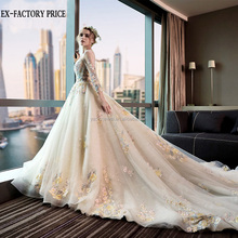 colorful flowers women dress ball gown alibaba wholesale wedding dress 2017