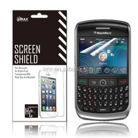 Cell Phone TFT screen guard for Blackberry curve 8900