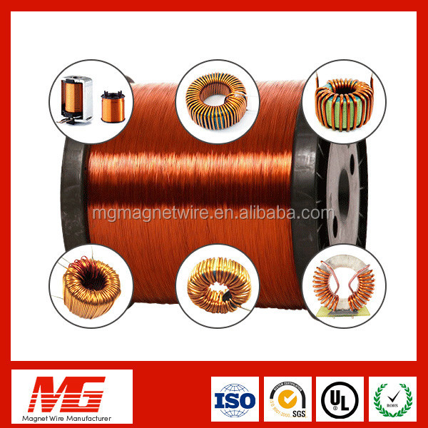 awg enamel copper magnet wire for motor winding
