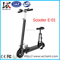 New 2 Wheel Electric Standing Scooter 3 Inch Dual-mode Digital Display With Cruise