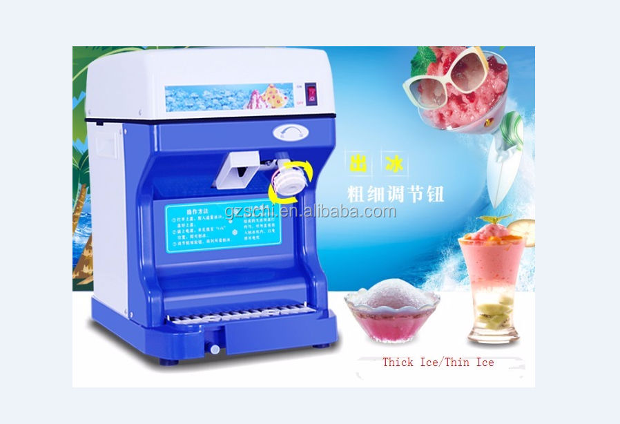 Popular Hot sales ice shaver machine block shaving machine